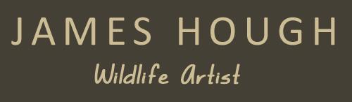 James Hough Wildlife Art Logo